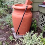 Celebrate Earth Day! Install a Rainbarrel