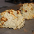 Easy Biscuit Recipe - only 3 ingredients, these biscuits will melt in your mouth!