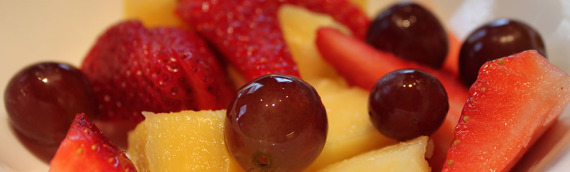 Healthy Side: Easy Tropical Fruit Salad – Bahama Breeze Inspired