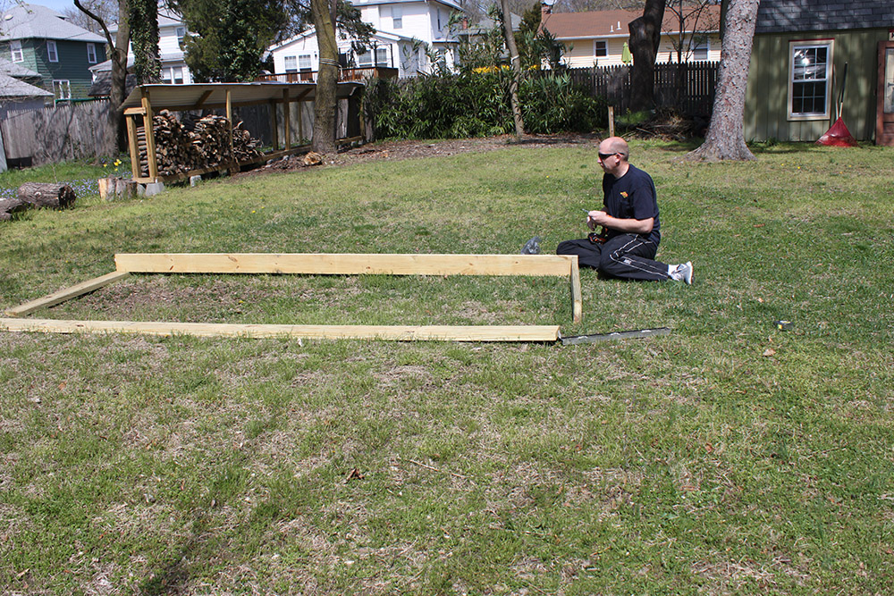 How to Build a Garden DIY Raised Bed Garden Project 1 More Than 2