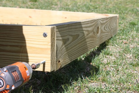How to Build a Garden: DIY Raise Bed Project