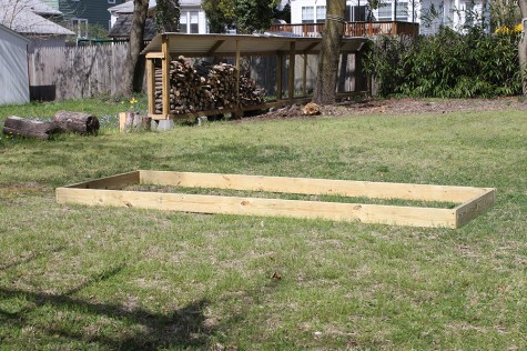 How to Build a Garden: Easy DIY Raised Garden Bed Project