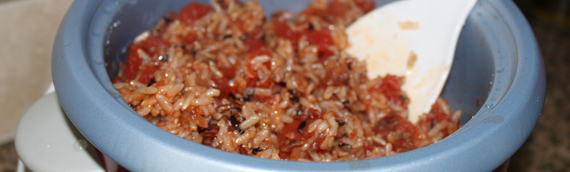 Easy Rice Cooker Spanish Rice