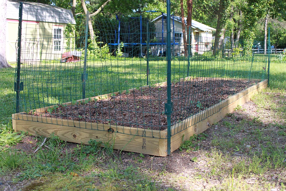 ways to keep animals out of the garden protect your vegetable garden by building a - Garden Ideas To Keep Animals Out