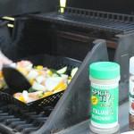 Easy Summer Recipe: Garden Fresh Vegetables & Chicken Sausage over Pasta