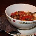 Crock-pot chili is an easy dish to prepare on a cold winter day.